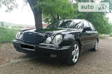 Mercedes-Benz E 430 2001