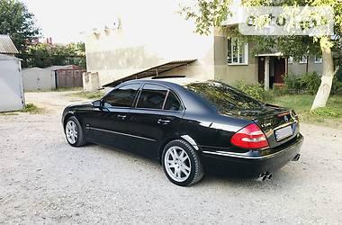 Mercedes-Benz E 500 2004 в Тернополе