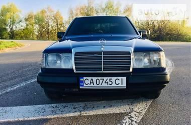 Mercedes-Benz E-Class All-Terrain 1986