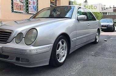 Mercedes-Benz E-Class All-Terrain 2001
