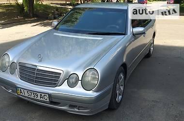 Mercedes-Benz E-Class All-Terrain 2000 в Белой Церкви