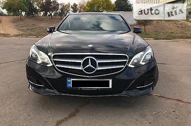 Mercedes-Benz E-Class 2013 в Херсоне