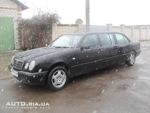 Mercedes-Benz E-Class 1997 в Николаеве