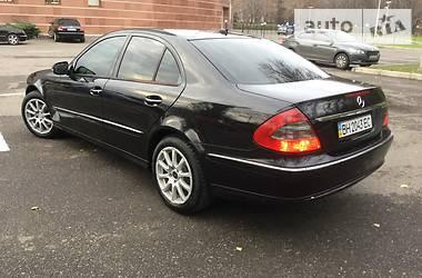 Mercedes-Benz E-Class E 200 CDI 2008