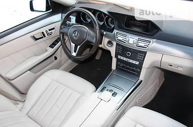 Mercedes-Benz E-Class Е350 9G-Tronic 2015