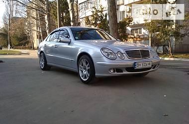 Mercedes-Benz E-Class 3.0 2006