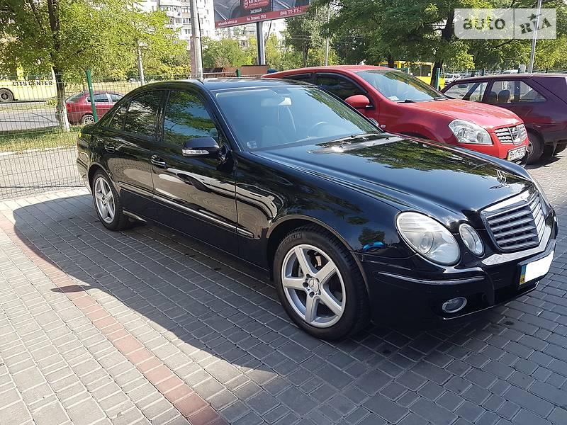 Mercedes-Benz E 2008 года