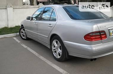 Mercedes-Benz E-Class 2002 в Виннице