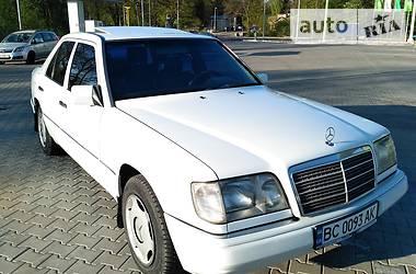 Mercedes-Benz E-Class 1990 в Львове