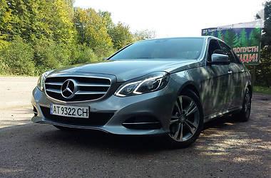 Mercedes-Benz E-Class 2014 в Ивано-Франковске