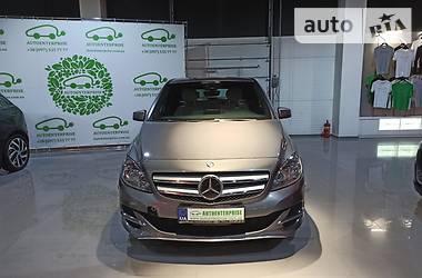 Mercedes-Benz Electric Drive 2016 в Києві