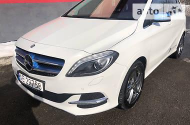 Mercedes-Benz Electric Drive 2015 в Тернополе