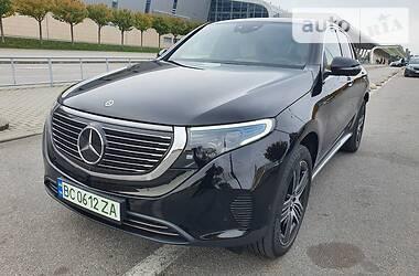 Mercedes-Benz EQC 2020 в Львове