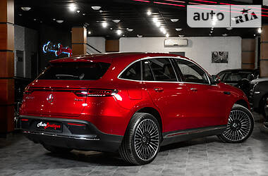 Внедорожник / Кроссовер Mercedes-Benz EQC 2020 в Одессе