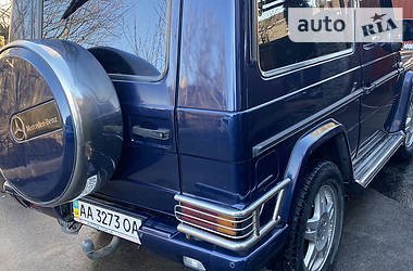 Mercedes-Benz G 300 1993 в Киеве