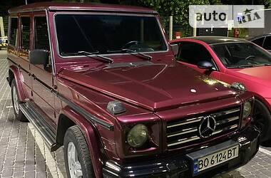 Mercedes-Benz G 320 1996 в Киеве