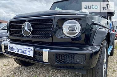 Внедорожник / Кроссовер Mercedes-Benz G 350 2021 в Киеве