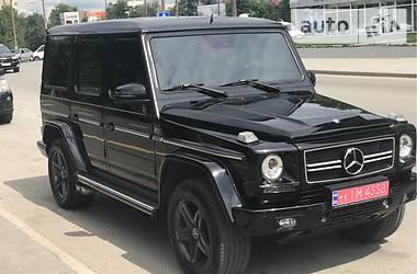 Mercedes-Benz G 400 2001