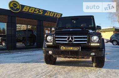 Mercedes-Benz G 400 2001 в Львове