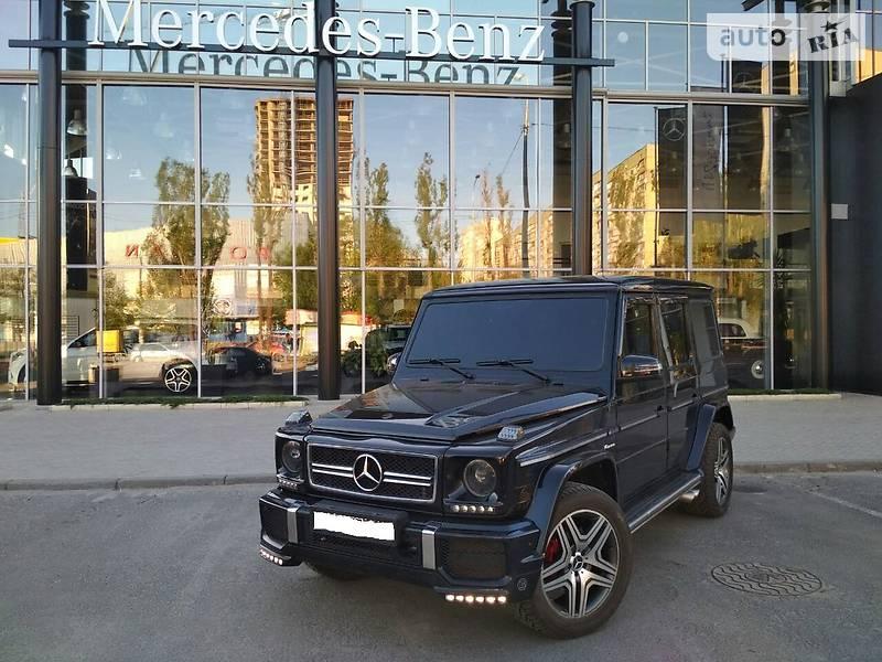 Mercedes-Benz G 500 2000 в Харкові