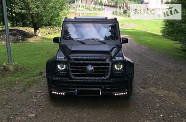 Mercedes-Benz G 500 2000 в Черновцах