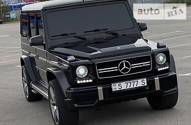 Внедорожник / Кроссовер Mercedes-Benz G 500 2000 в Запорожье