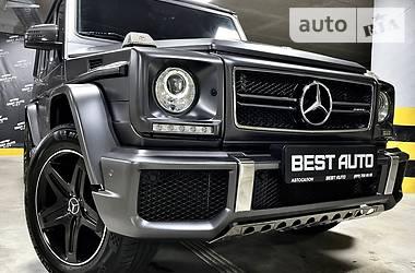 Внедорожник / Кроссовер Mercedes-Benz G 500 2015 в Киеве