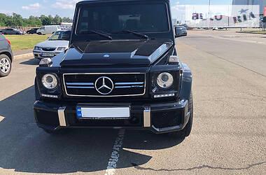 Внедорожник / Кроссовер Mercedes-Benz G 55 AMG 2008 в Харькове