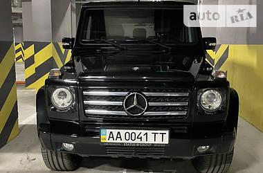 Позашляховик / Кросовер Mercedes-Benz G 55 AMG 2011 в Києві