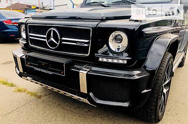 Mercedes-Benz G 63 AMG 2017 в Киеве