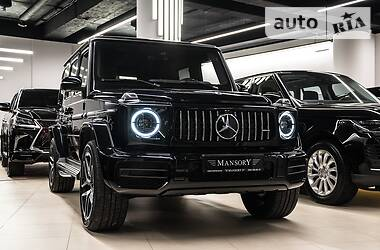 Mercedes-Benz G 63 AMG 2019 в Киеве