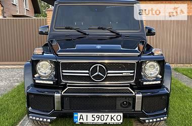 Mercedes-Benz G 63 AMG 2015 в Киеве