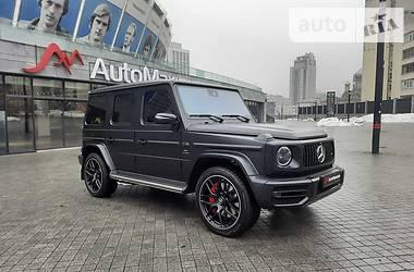 Mercedes-Benz G 63 AMG 2020 в Киеве