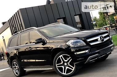 Mercedes-Benz GL 350 2014 в Киеве
