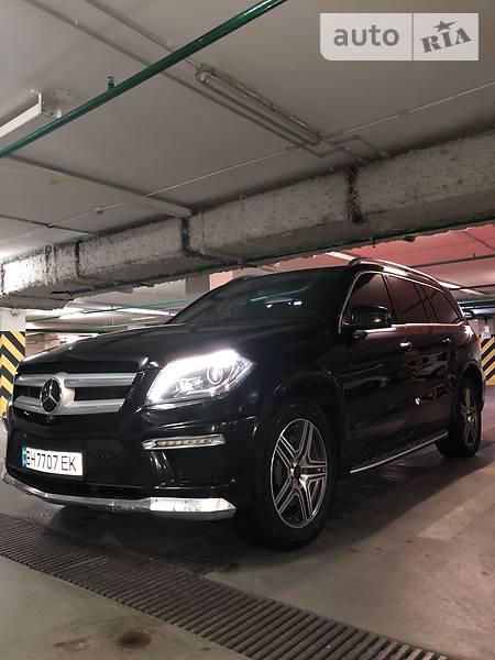 Mercedes GL-Class 2013 года в Одессе