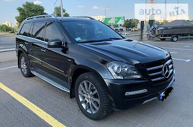 Mercedes-Benz GL 350 2012 в Киеве