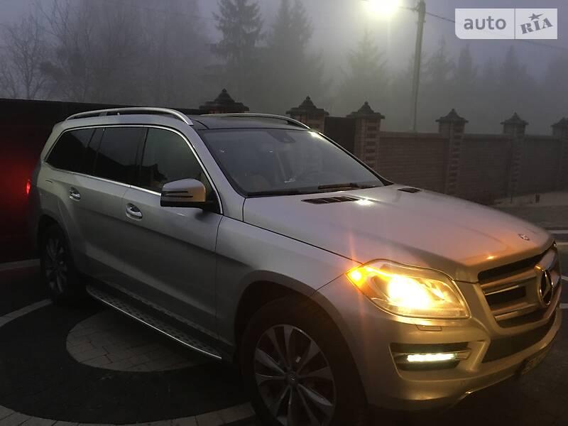 Mercedes-Benz GL 350 2014 в Ровно