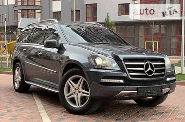 Mercedes-Benz GL 350 2012 в Ивано-Франковске