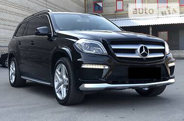 Mercedes-Benz GL 350 2015 в Днепре