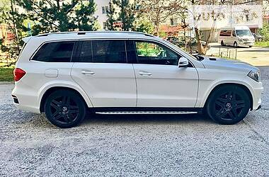 Mercedes-Benz GL 350 2015 в Львове