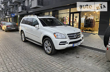 Mercedes-Benz GL 350 2011 в Львове