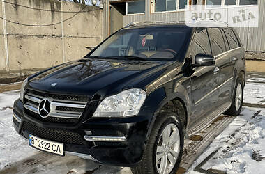 Mercedes-Benz GL 350 2012 в Херсоне