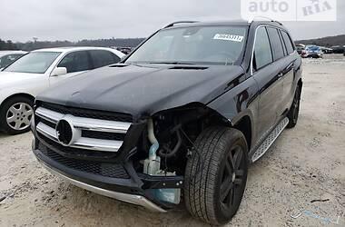 Внедорожник / Кроссовер Mercedes-Benz GL 350 2014 в Киеве