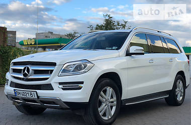Mercedes-Benz GL 450 2016 в Львове