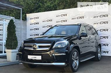 Mercedes-Benz GL 500 2012 в Киеве