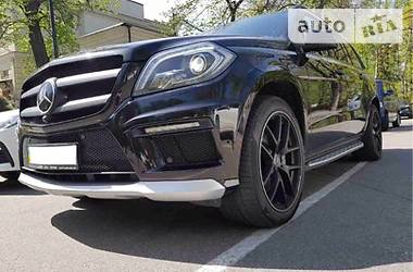 Mercedes-Benz GL 500 2013 в Киеве