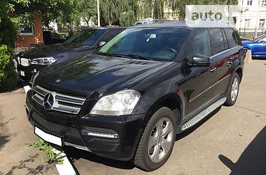 Mercedes-Benz GL 500 2010 в Киеве