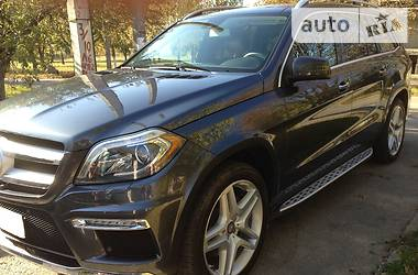 Mercedes-Benz GL 550 2013 в Киеве