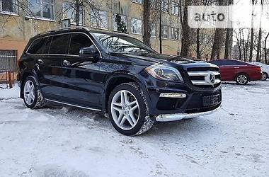 Mercedes-Benz GL 550 2014 в Киеве