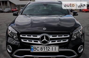 Внедорожник / Кроссовер Mercedes-Benz GLA 200 2017 в Львове